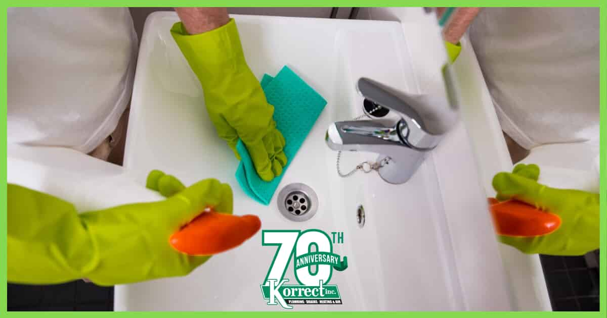 Stop! Chemicals Are Hurting Your Drain